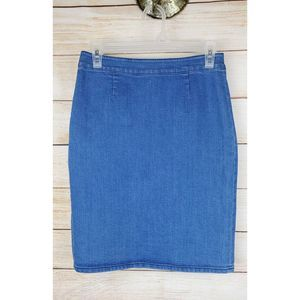 Jean Skirt by Vince Camuto size 2